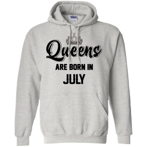 Queens are born in july T shirt,Tank top & Hoodies